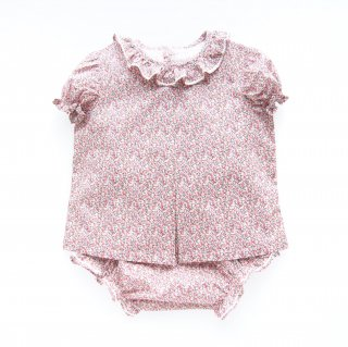 <img class='new_mark_img1' src='https://img.shop-pro.jp/img/new/icons14.gif' style='border:none;display:inline;margin:0px;padding:0px;width:auto;' />Amaia Kids - Diane baby set (Liberty)