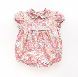 <img class='new_mark_img1' src='https://img.shop-pro.jp/img/new/icons14.gif' style='border:none;display:inline;margin:0px;padding:0px;width:auto;' />Amaia Kids - Babydoll all in one(Liberty pink)