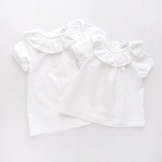 <img class='new_mark_img1' src='https://img.shop-pro.jp/img/new/icons14.gif' style='border:none;display:inline;margin:0px;padding:0px;width:auto;' />Laivicar / baby lai - Frill collar blouse