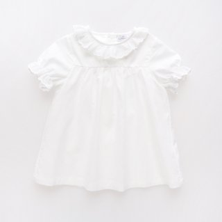 <img class='new_mark_img1' src='https://img.shop-pro.jp/img/new/icons14.gif' style='border:none;display:inline;margin:0px;padding:0px;width:auto;' />Laivicar / baby lai - Scalloped collar blouse