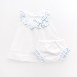 <img class='new_mark_img1' src='https://img.shop-pro.jp/img/new/icons14.gif' style='border:none;display:inline;margin:0px;padding:0px;width:auto;' />Laivicar / baby lai - Pique dress
