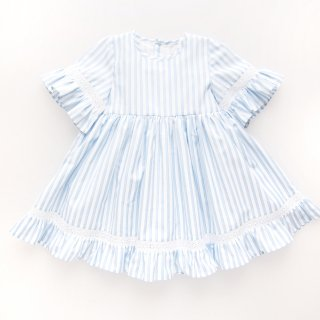 <img class='new_mark_img1' src='https://img.shop-pro.jp/img/new/icons14.gif' style='border:none;display:inline;margin:0px;padding:0px;width:auto;' />Laivicar / baby lai - Stripe dress