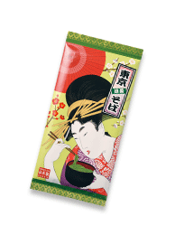 東京抹茶そば