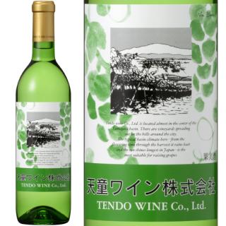 天童ワイン(株) 白ドミセック 720ml