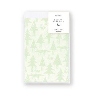 西淑 ラッピングふくろ Forest (size:S)