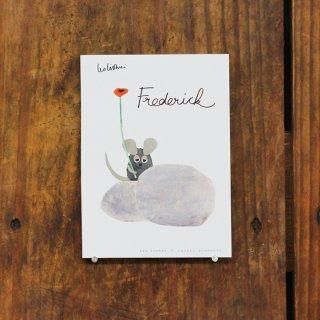 レオ・レオニ 付箋 Frederick