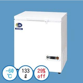 支店止めなら送料無料! ※※【D】ダイレイ/−60℃冷凍庫/スーパーフリーザー DF-140D ※本品はメーカー工場直送品のため、便宜上「売り切れ」表示となっております。お電話などでご注文ください。