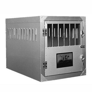 ※※【K】加納金属製作所/ドッグケージ 中型犬1頭用(L型)