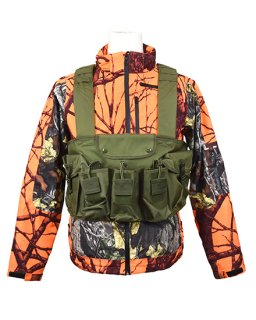 <img class='new_mark_img1' src='//img.shop-pro.jp/img/new/icons29.gif' style='border:none;display:inline;margin:0px;padding:0px;width:auto;' />【T】NCSTAR VISM AK CHEST RIG/チェストリグ