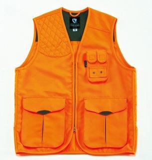 ※【C】TAGAMI/オレンジ布ベスト