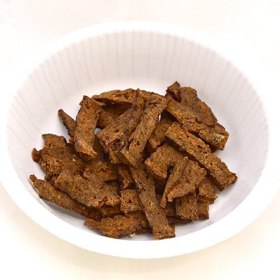 国産ホンシュウジカ使用 安心・安全 犬用 鹿肉100%ジャーキー