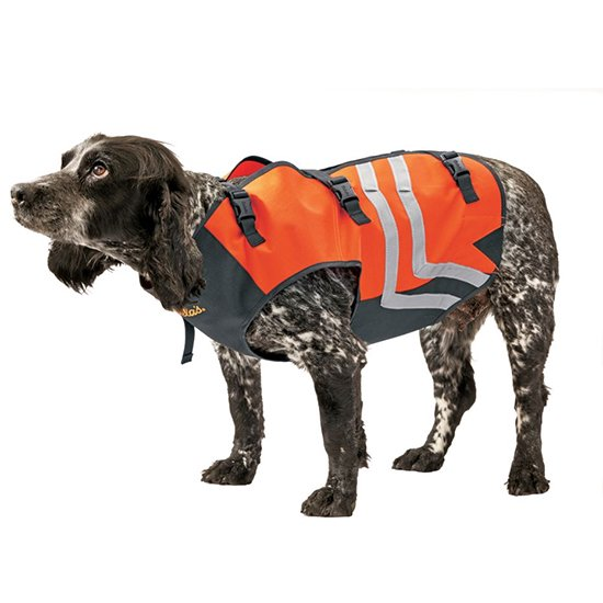 Cabela's/Ripstop Upland Dog Vest/カベラス/犬用オレンジベスト 耐磨耗・耐擦り傷・高視認性