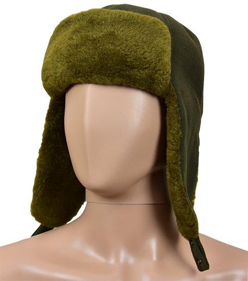 【AB】Acropolis  fleece winter hat アクロポリス フリースウィンターハット