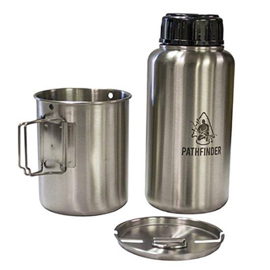 【R】PATHFINDER 950ml Bottle&Cup Set パスファインダー 950ml ボトル&カップセット