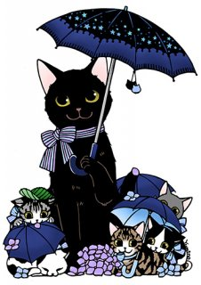 Yumino複製原画11『静かな雨』