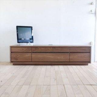 TOUCH� TVボード/ウォールナット・オーク・ブラックチェリー・メープル