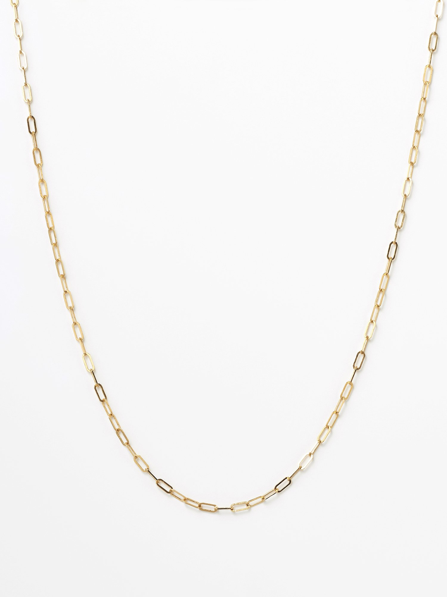 HELIOS / Helios chain necklace / 440mm