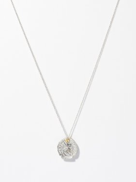 ARTEMIS / Roman coin necklace / ANTONINIANO