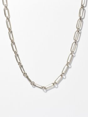 ARTEMIS / Vintage chain necklace