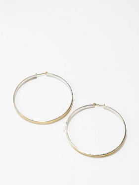 ARTEMIS / Artemis hoop earrings