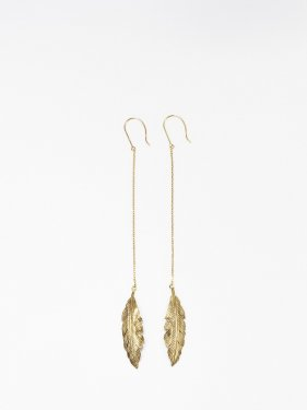 HISPANIA / Nike long earrings