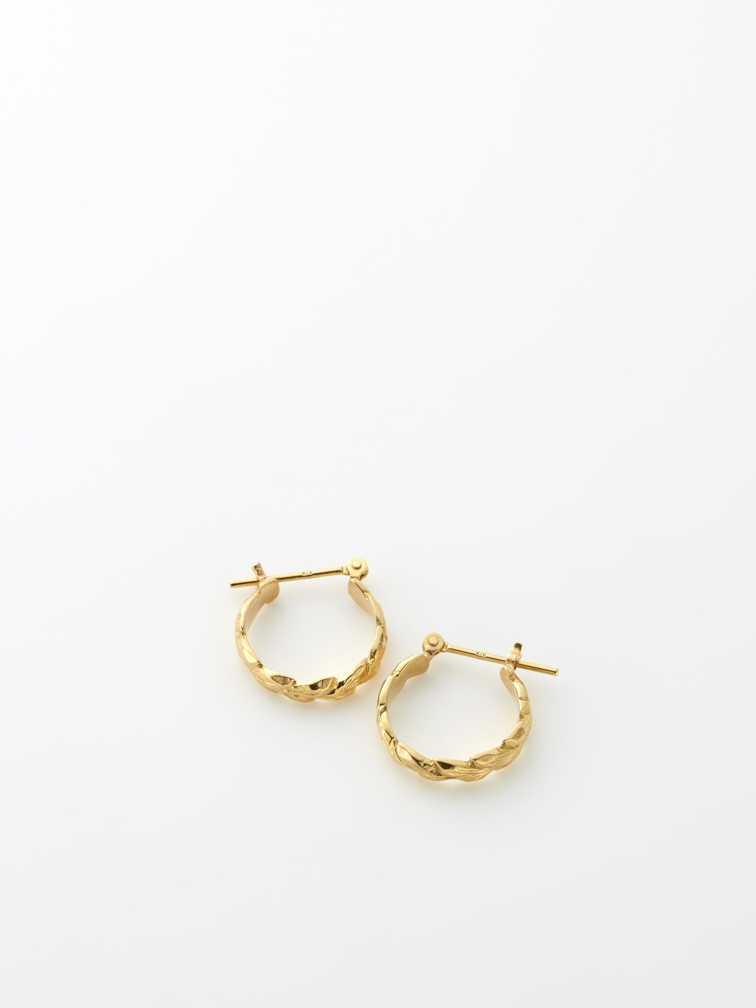 HISPANIA / Daphne earrings 在庫商品