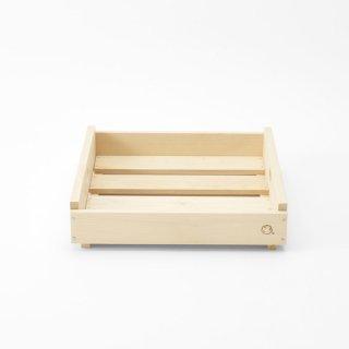 <Cul de Sac - JAPON/カルデサック-ジャポン>HIBA WOOD BOX [SMALL SIZE] ヒバウッドボックスS