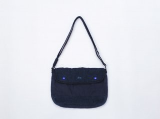 <Porter Classic/ポータークラシック>SASHIKO LIGHT SHOULDER BAG M