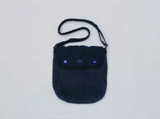 <Porter Classic/ポータークラシック>SASHIKO LIGHT SHOULDER BAG S
