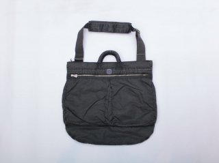 <Porter Classic/ポータークラシック>S/N HELMET CASE(Black)