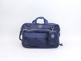 <Porter Classic / ポータークラシック>S/N 3WAY BRIEFCASE(Blue)