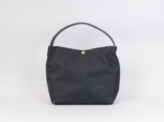<MARINEDAY / マリンデイ>66NYLON*LEATHER/MINI FISH(Black)
