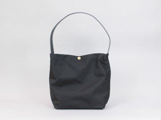<MARINEDAY / マリンデイ>66NYLON*LEATHER/FISHFLY(Black)