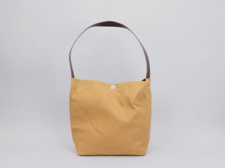 <MARINEDAY / マリンデイ>LINEN CANVAS/FISHFLY(Mustard)