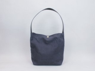 <MARINEDAY / マリンデイ>LINEN CANVAS/FISHFLY(Black)