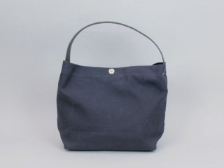 <MARINEDAY / マリンデイ>LINEN CANVAS/MINIFISH(Black)