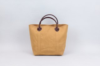 〈MARINEDAY/マリンデイ〉LINEN CANVAS/TROOP(Mustard)