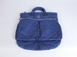 <Porter Classic/ポータークラシック>S/N HELMET CASE S(Indigo Blue)