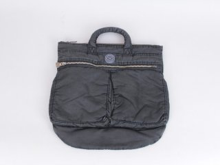 〈Porter Classic/ポータークラシック〉S/N HELMET CASE S(Black)