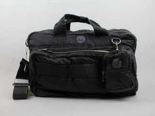 〈Porter Classic/ポータークラシック〉S/N 3WAY BRIEFCASE(Black)