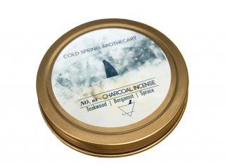 <Cold Spring Apothecary/コールドスプリングアポセカリー>オリジナルインセンス#2 チークウッド・ベルガモット・スプラス