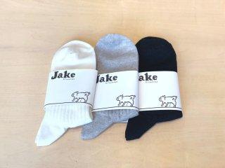 〈Jake/ジェイク〉プレーンソックス