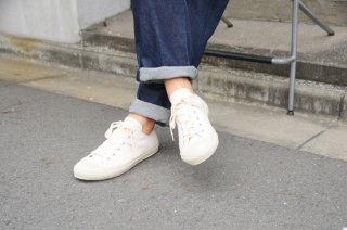 <PRAS/プラス>SHELLCAP LOW(Kinari×Off White)