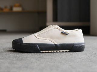<REPRODUCTION OF FOUND/リプロダクションオブファウンド>ITALIAN MILITARY TRAINER(Natural/Black Sole)