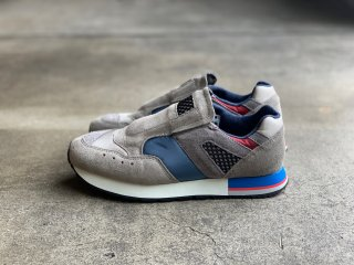 〈REPRODUCTION OF FOUND/リプロダクションオブファウンド〉FRENCH MILITARY TRAINER(Gray)