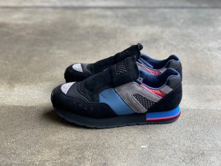 〈REPRODUCTION OF FOUND/リプロダクションオブファウンド〉FRENCH MILITARY TRAINER(Black)