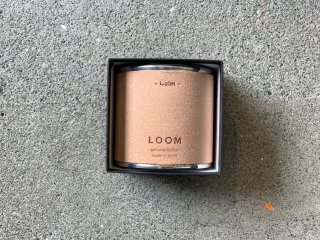 〈LOOM/ルーム〉FRAGRANCE CANDLE(Calm)