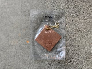 <LOOM/ルーム>FRAGRANCE LEATHER TAG(Calm)