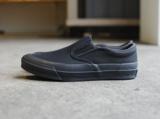 <Asahi/アサヒ>ASAHI DECK SLIP-ON(Black)