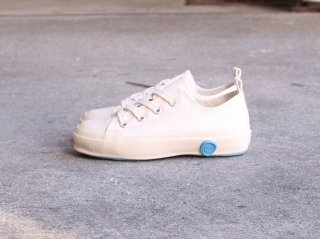 <SHOES LIKE POTTERY/シューズライクポタリー>LOW(White)